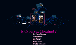 Is Cybersex Cheating ?