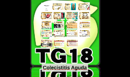 Colecistits Aguda TG18