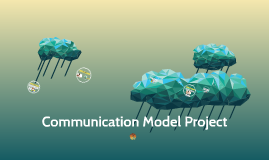 Communication Model Project
