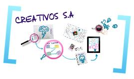 CREATIVOS S.A.