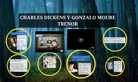 CHARLES DICKENS Y GONZALO MOURE TRENOR