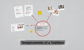 Temperaments of a Toddlers