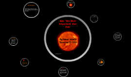 Sun: The Biggest and Hottest Star Ever