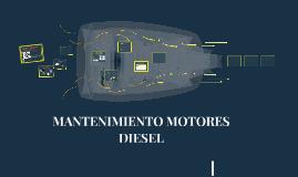 mtto motores diesel