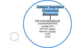 Colegio Sagrados Corazones Mosquera