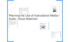 instructional materials
