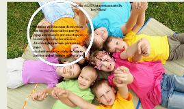 ¿Como es el Comportamiento DE los niños?