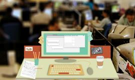 Copy of Free Prezi Template : Workstation