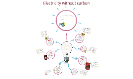 Electricity without carbon