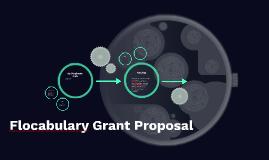 Flocabulary Grant Proposal