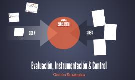 Evaluación - Planeación Estratégica