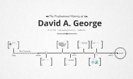 Timeline Prezumé by David George
