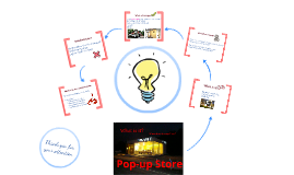 Pop up store by Laurie Berthet
