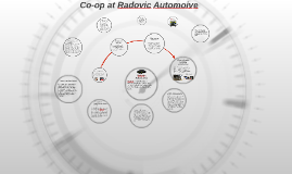 Co-op at Radovic Automoive