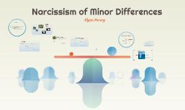 Narcissism of Minor
