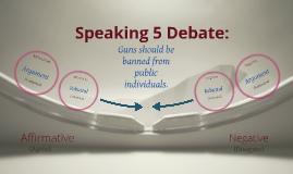 Debate: Education