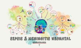 SEPSIS & MENINGITIS NEONATAL