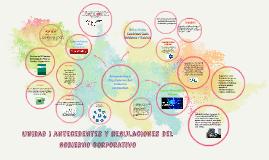 unidad i antecedentes y regulaciones del gobierno corporativ