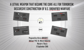 A LETHAL WEAPON THAT BECAME THE CURE-ALL FOR TERRORISM: