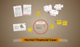 Henkel Financial Case