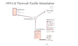 DPNS & Thermal Tactile Stimulation