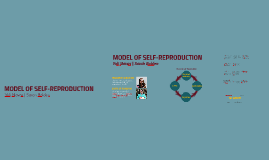 Model of Self-Reproduction