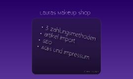 lauras makeup shop