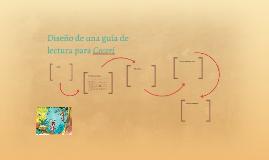 Diseño de una guía de lectura para Cocorí