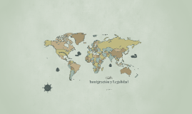 Inmigración y Legalidad