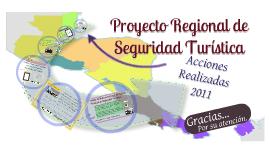 Proyecto Regional de Seguridad Turistica
