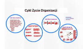 Copy of Cykl Życia Organizacji