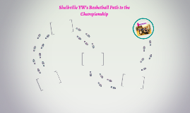 Shelbville YW's Basketball Path to the Championship