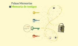 Copy of Memoria de testigos