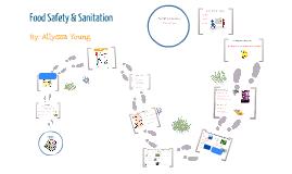 Copy of Food Safety & Sanitation