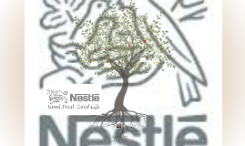Copy of The History Of                      Nestle