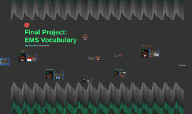 Final Project: EMS Vocabulary