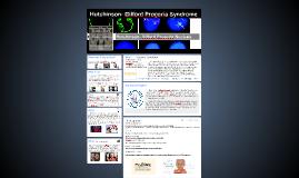 Hutchinson- Gilford Progeria Syndrome