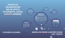 Proyecto Economía Solidaria