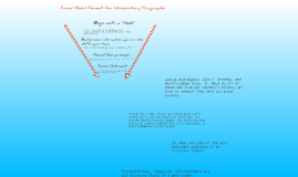 Copy of Funnel Model Introductory Paragraph