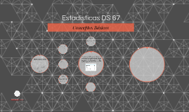 Estadísticas DS 40