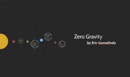 Copy of Zero Gravity