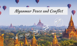 Myanmar Peace and Conflict