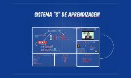 "SISTEMA ""S"" DE APRENDIZAGEM"