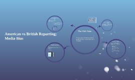 American vs British Reporting