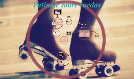 Copy of Patinaje artístico sobre ruedas
