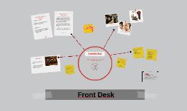 Clase Front Desk