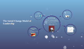The Social Change Model of
