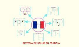 sistema de salud en francia