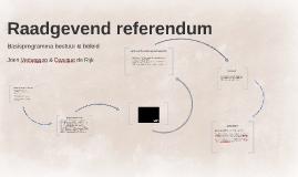 Raadgevend referendum