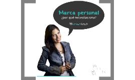 ¿Para qué necesito una marca personal?